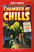 HARVEY HORRORS CHAMBER OF CHILLS SOFTIE TP VOL 02
