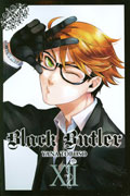 BLACK BUTLER TP VOL 12