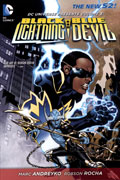 DC UNIVERSE PRESENTS TP VOL 03 BLACK LIGHTNING BLU