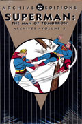 SUPERMAN MAN OF TOMORROW ARCHIVES HC VOL 03