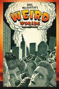 BASIL WOLVERTON WEIRD WORLDS ARTIST ED HC (Net)