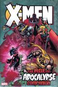 X-MEN AGE OF APOCALYPSE OMNIBUS COMPANION HC