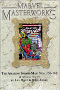 MMW AMAZING SPIDER-MAN HC VOL 16 DM VAR ED 205