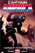 CAPTAIN AMERICA TP VOL 01 CASTAWAY DIMENSION Z BOO