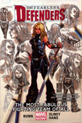 FEARLESS DEFENDERS TP VOL 02 MOST FAB FIGHTING TEA