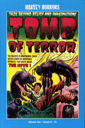 HARVEY HORRORS TOMB OF TERROR SOFTIE TP VOL 02