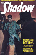 SHADOW DOUBLE NOVEL VOL 80 SHIWAN KHAN RETURNS (C: