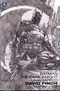 BATMAN DARK KNIGHT UNWRAPPED DAVID FINCH DLX HC