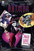 BATMAN ADVENTURES MAD LOVE DELUXE ED HC
