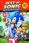 BEST OF SONIC THE HEDGEHOG COMICS ULT COLLECTION TP