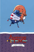 ADVENTURE TIME CANDY CAPERS MATHEMATICAL ED HC