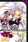 KISS OF THE ROSE PRINCESS GN VOL 02