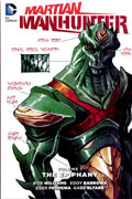 MARTIAN MANHUNTER TP VOL 01 THE EPIPHANY