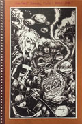 TMNT KEVIN EASTMAN NOTEBOOK SERIES HC 2014 ANNUAL