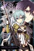SWORD ART ONLINE PHANTOM BULLET GN VOL 01