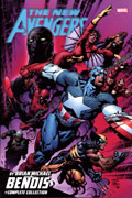 NEW AVENGERS BY BENDIS COMPLETE COLLECTION TP VOL 02