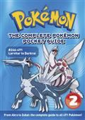 POKEMON COMPLETE POCKET GUIDE SC VOL 02 2ND ED