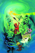 HELLBOY JUNIOR TP
