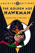 GOLDEN AGE HAWKMAN ARCHIVES VOL 1 HC