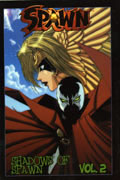 SPAWN MANGA VOL 2 TP