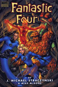 FANTASTIC FOUR BY J. MICHAEL STRACZYNSKI VOL 1 PREMIERE HC