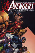 AVENGERS DISASSEMBLED HC
