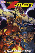 NEW X-MEN CHILDHOODS END VOL 3 TP