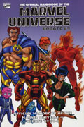 ESSENTIAL OFF HANDBOOK MARVEL UNIVERSE UPDATE 89 VOL 1 TP