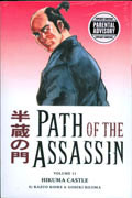 PATH OF THE ASSASSIN TP VOL 11 (MR) (C: 1-1-4)