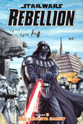 STAR WARS REBELLION TP VOL 02 AHAKISTA GAMBIT