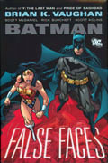 BATMAN FALSE FACES HC
