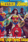 JUSTICE LEAGUE OF AMERICA VOL 2 LIGHTNING SAGA HC