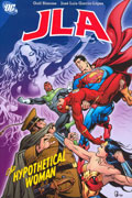 JLA THE HYPOTHETICAL WOMAN TP