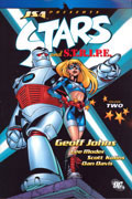 JSA PRESENTS STARS AND STRIPE VOL 2 TP