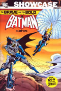 SHOWCASE PRESENTS BRAVE BOLD BATMAN TEAM UPS TP VOL 02