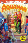 SHOWCASE PRESENTS AQUAMAN TP VOL 02