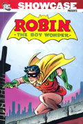 SHOWCASE PRESENTS ROBIN THE BOY WONDER TP VOL 01