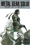 METAL GEAR SOLID SONS OF LIBERTY TP VOL 02