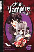 CHIBI VAMPIRE NOVEL VOL 04 (OF 7)