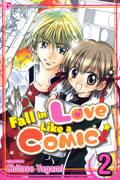 FALL IN LOVE LIKE A COMIC TP VOL 02