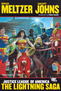 JUSTICE LEAGUE OF AMERICA VOL 2 LIGHTNING SAGA TP