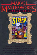 MMW ATLAS ERA STRANGE TALES HC VAR ED VOL 113