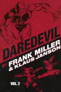 DAREDEVIL BY MILLER & JANSON VOL 2 TP