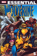 ESSENTIAL WOLVERINE VOL 5 TP