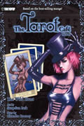 TAROT CAFE NOVEL VOL 01 (OF 3) WILD HUNT