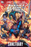 JUSTICE LEAGUE OF AMERICA SANCTUARY TP