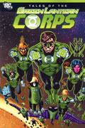 TALES OF THE GREEN LANTERN CORPS VOL 2 TP