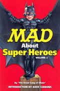 MAD ABOUT SUPER HEROES VOL 2 TP