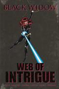 BLACK WIDOW WEB OF INTRIGUE PREM HC
