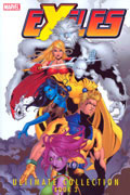 EXILES ULTIMATE COLLECTION BOOK 3 TP